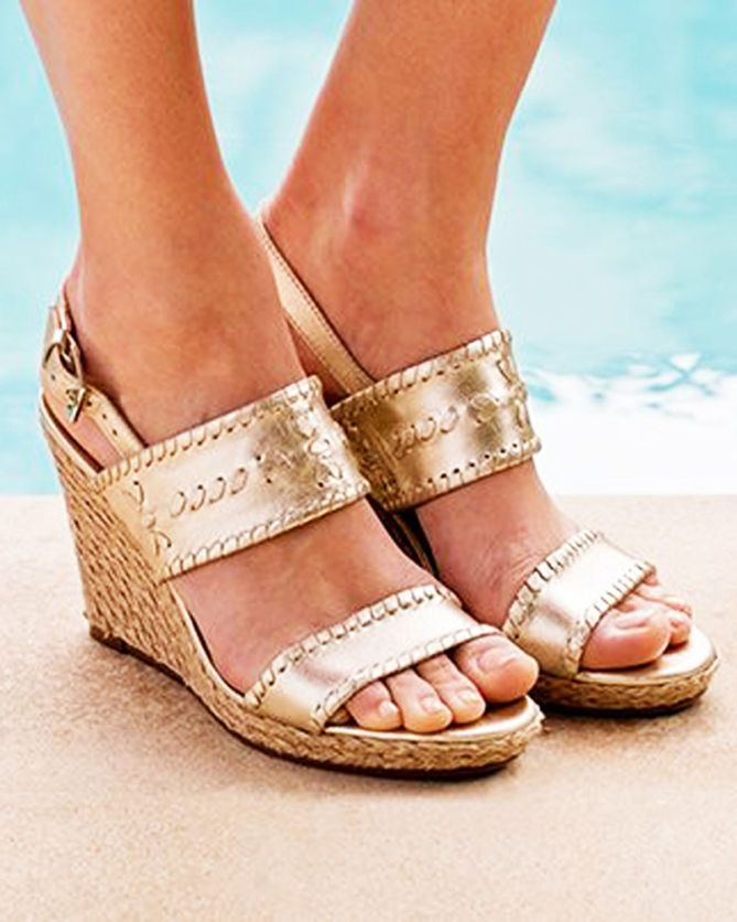 Jack Rogers Vanessa Wedge | Buy ➜ http://shoespost.com/jack-rogers-vanessa-wedge/