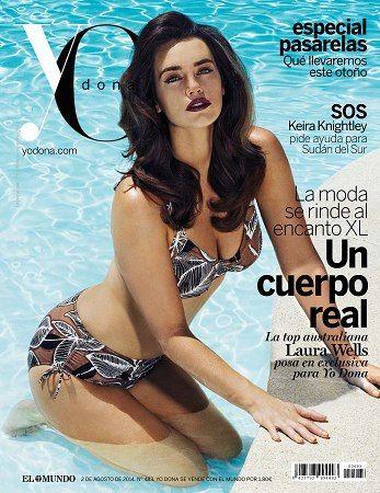 Wilhelmina Models - New York, Curve, LAURA WELLS Portfolio