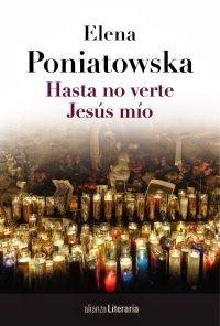 Este relato gira en torno a las vivencias y recuerdos de Jesusa Palancares, una mujer nacida en el estado de Oaxaca que se casa con un militar y, tras participar en la revolución mexicana, se instala en la capital de su país.  http://www.elplacerdelalectura.com/2014/03/portada-hasta-no-verte-jesus-mio-de-elena-poniatowska.html http://rabel.jcyl.es/cgi-bin/abnetopac?SUBC=BPSO&ACC=DOSEARCH&xsqf99=1742820+