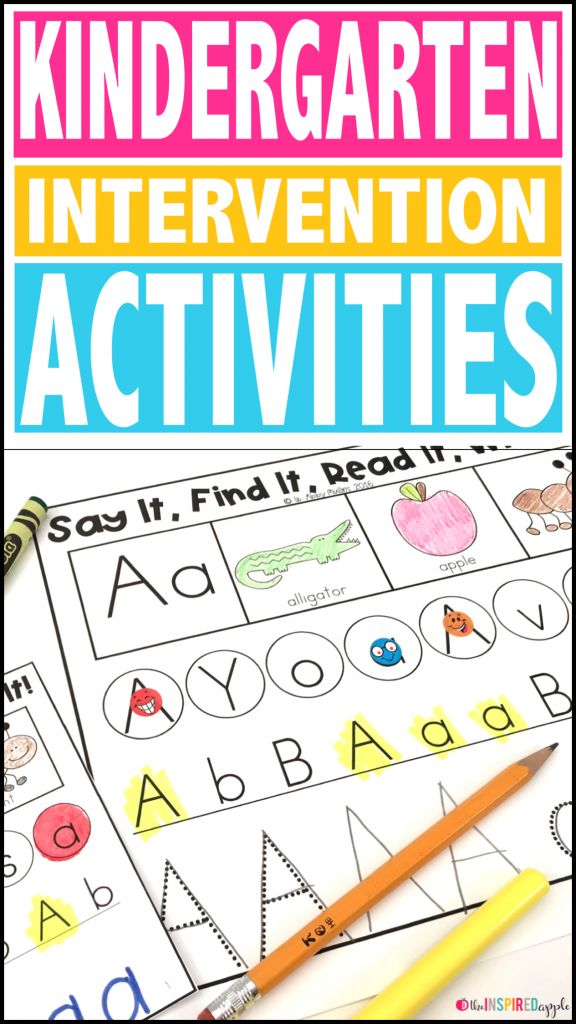 If you've been trying to figure out how to reach your students who struggle with letter recognition and identification, look no further! This all-inclusive resource is a LIFE SAVER. This intervention curriculum is the perfect program to implement with students who struggle with letter identification. Teachers love this Common Core Standards-based program that focuses on …