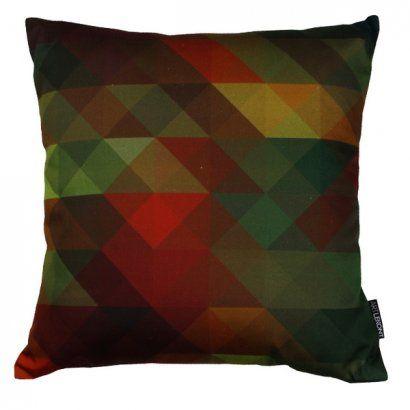 Das #Kissen Sonate 3 mit #geometrischem #Muster ist ein tolles Design Accessoire und ein Hingucker für jede Wohnung.