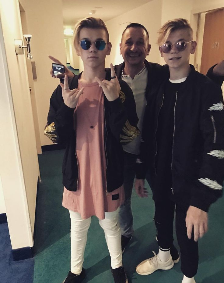 Marcus and Martinus father❤