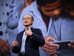 Jim Yong Kim is leading a global effort to end extreme poverty and promote shared prosperity.
