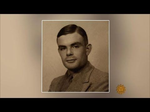 CBS SUNDAY MORNING (October 26, 2014) ~ The enigma of WWII codebreaker Alan Turing, includes interview with Benedict Cumberbatch, who plays Turing in THE IMITATION GAME. (7:30) [Video]