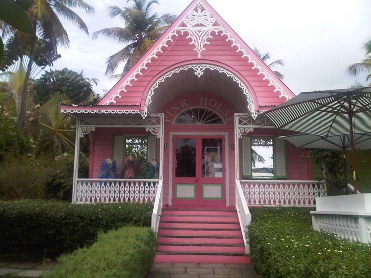 51 Best Images About Little Pink Houses On Pinterest