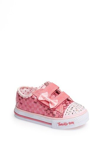 skechers baby girl shoes