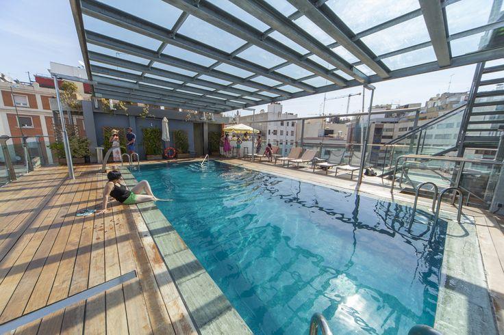 Hotel Mercure Santo Domingo, Madrid.