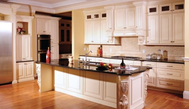 17 best ideas about solid wood kitchen cabinets on for Kitchen cabinets kijiji