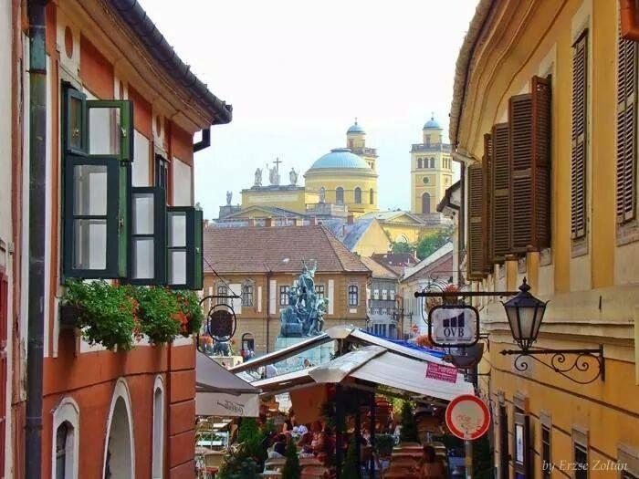 Eger. A legszebb magyar barokk város. Hungary