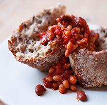 Nigel Slater's breakfast recipes