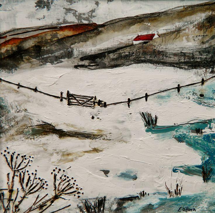 ''A winding stream''
