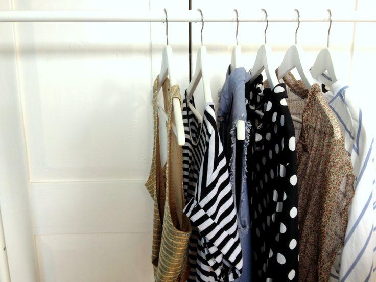 kleding gilet blouse polkadot inspiratie strepen overhemd t-shirt Bretonse streep denim shirt