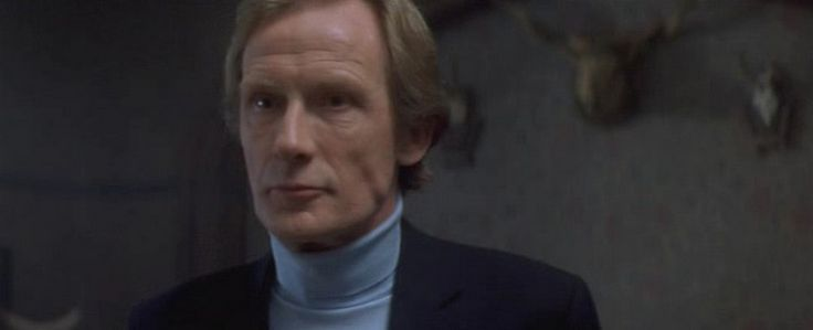 Bill Nighy as Mr. Johnson. He was relatively unknown at the time of starring in this film. It wouldn't be until he appeared in 2003's Love Actually that he would shoot to international stardom. http://the-bottom.wikia.com/wiki/Mr_Johnson_%26_Ms_Hardy