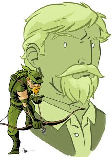 The Green Arrow Guide to Revolutionary Heroism: Why Green Arrow?...starting from square Zero Hour