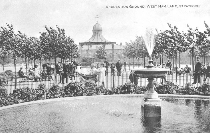 West Ham Lane Recreation Ground.