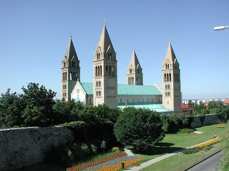 pecs cathedral hungary