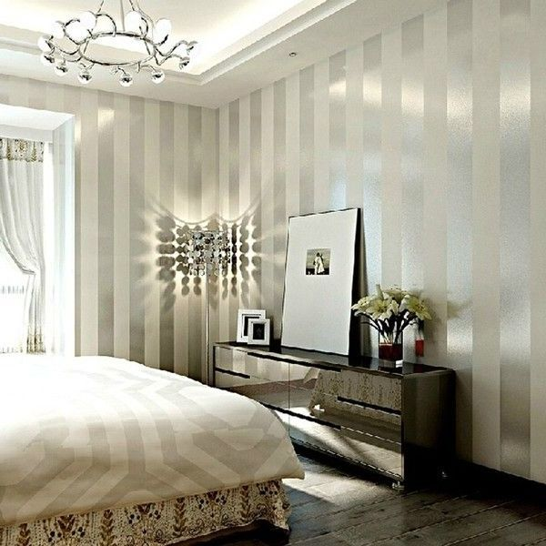 Striped Wallpaper For Living Rooms Part 59
