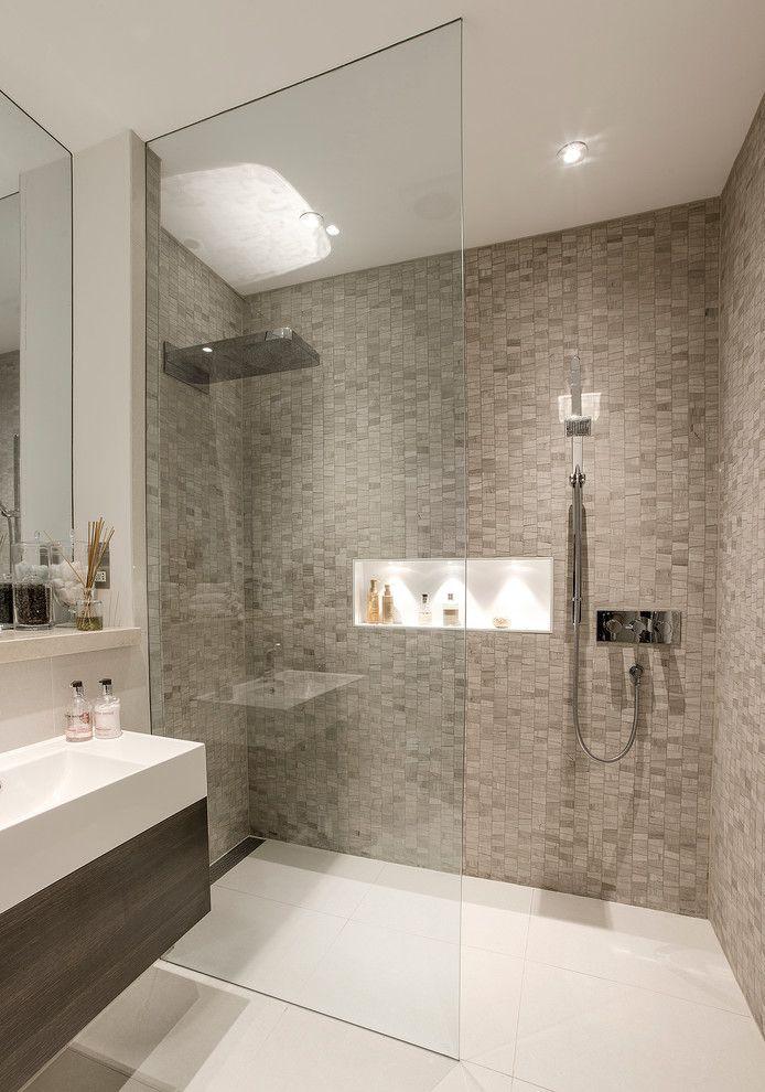 Best 25+ Modern bathroom design ideas on Pinterest Modern - small bathroom ideas with shower