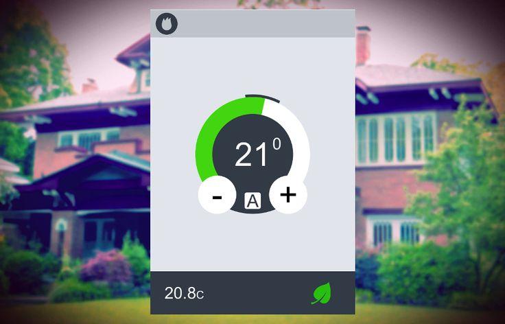 Okos Termosztát - UponSmart - Az intelligens otthon szakértője   Intelligens otthon rendszerek