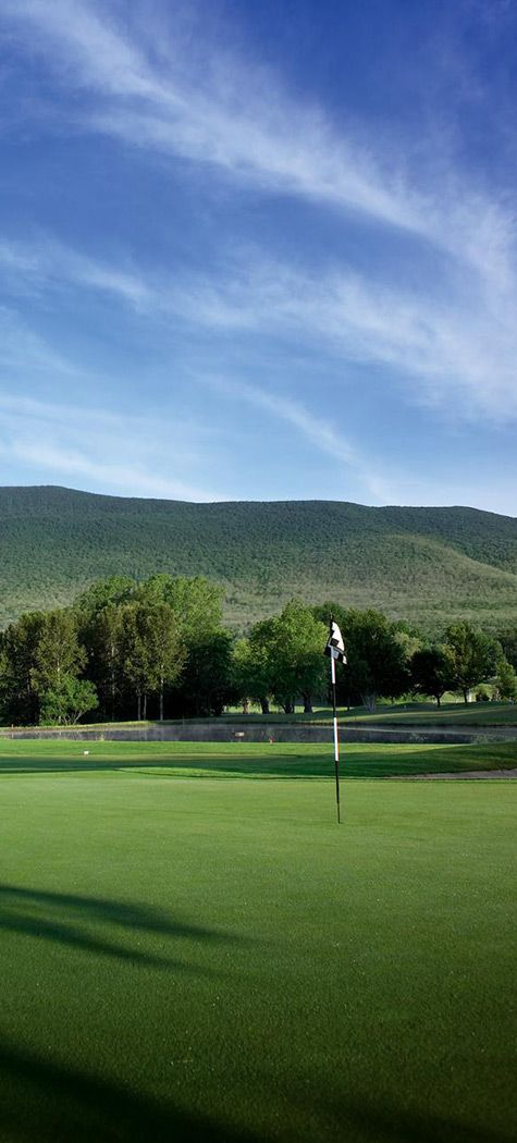 The Golf Club. The Equinox, a Luxury Collection Golf Resort & Spa, Vermont.
