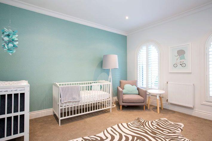 Идеи декора интерьера комнат для младенцев от Little Liberty