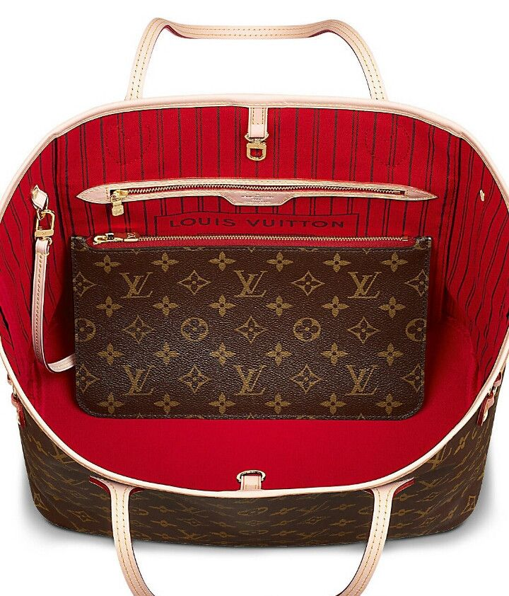 100% Authentic Louis Vuitton Neverful MM & GM with pochette 2014 use discount code 100$off4u!