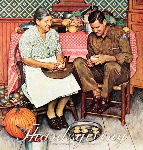 Thanksgiving: America Coming Home