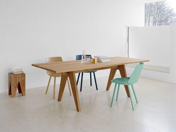 E15 FK06 Alden Dining Table