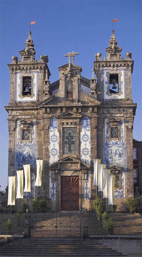 Santo Ildefonso church - Porto, Portugal