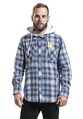 """Camicia uomo """"Finn"""" del brand #AdventureTime."""
