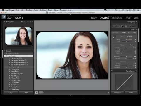 How To Install Lightroom Presets purchased from Stacie Jensen Photography