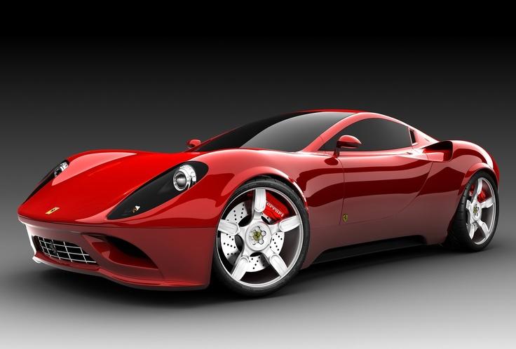 Sexy Ferrari