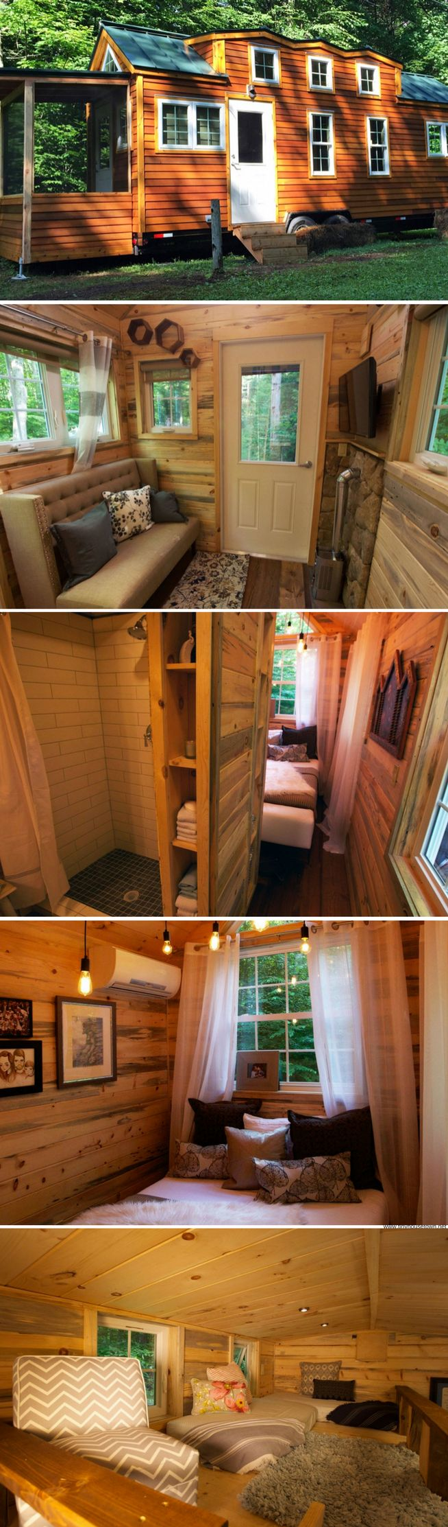 The Basketball House (276 sq ft)