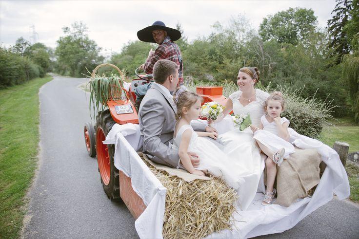 les 20 meilleures id es de la cat gorie mariage sur tracteur sur pinterest mariage de john. Black Bedroom Furniture Sets. Home Design Ideas