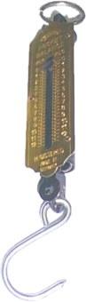 bilancia a molla tascabile con dinamometro