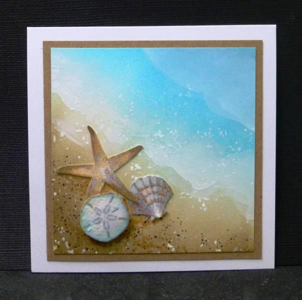 *SC501 By the Shore by hobbydujour - Cards and Paper Crafts at Splitcoaststampers