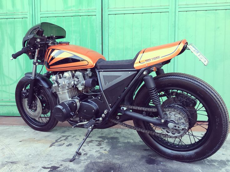 Kawasaki Z1000 japanstyle