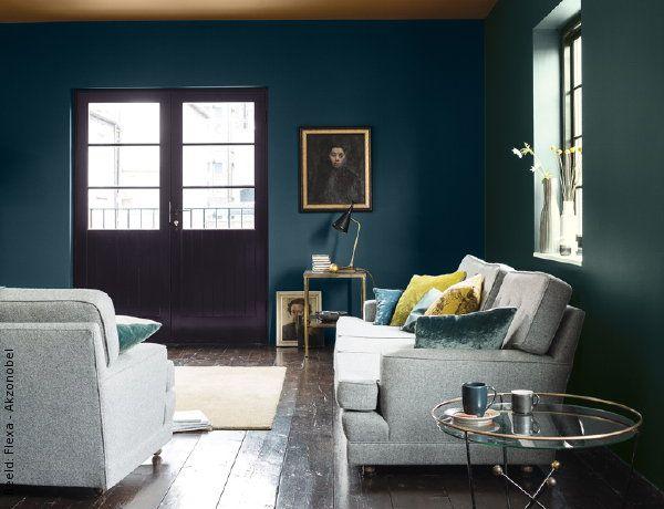 ideeën over Blauwe Slaapkamer Muren op Pinterest - Blauwe Slaapkamers ...