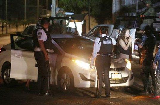 В мексиканском курортном городе Акапулько застрелили шесть человек