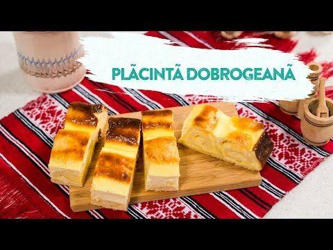 Placinta Dobrogeana - YouTube