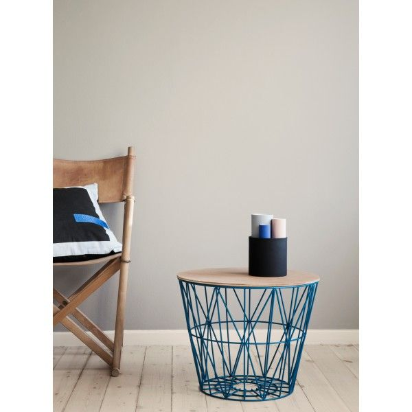 Wire Basket opbergmand medium | Ferm Living
