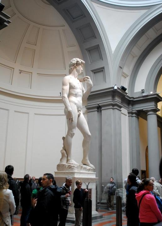 michelangelos sculpture david essay David (1501-4) by michelangelo: marble biblical statue, academy of arts gallery, florence.