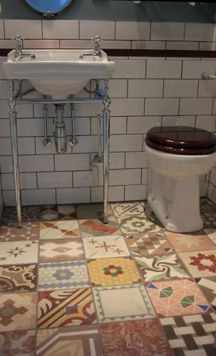 Inspiring Antique Tile Ideas | Reclaimed Tile Company