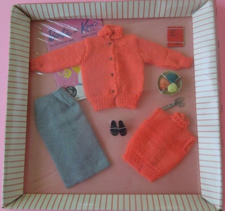 awesome Classic Mint NRFB MOC Mattel Barbie Trend - #976 - Sweater Lady Check more at https://aeoffers.com/product/baby-toys-and-games-clothing-shoes/classic-mint-nrfb-moc-mattel-barbie-trend-976-sweater-lady/