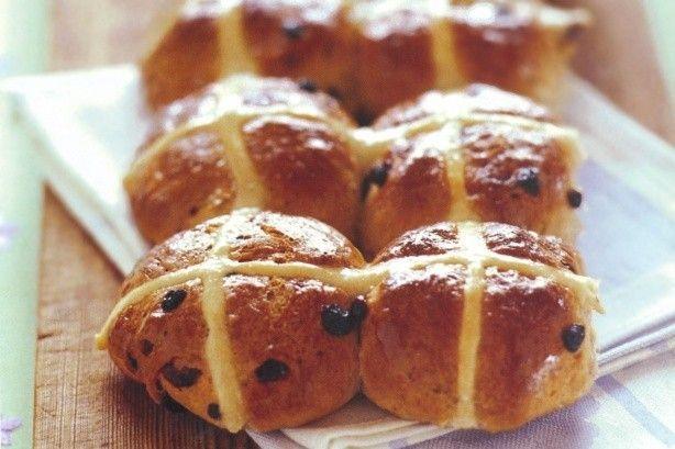 Hot Cross Buns, ricetta originale inglese