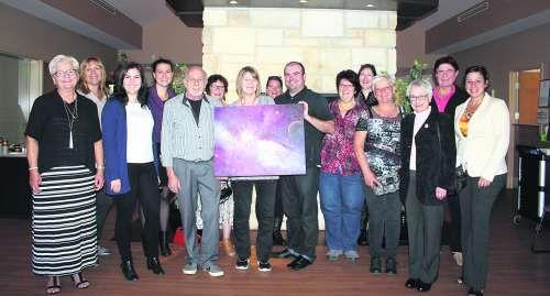 L'AAAVT soutient la Maison Adhémar-Dion - Plusieurs artistes dont Jordi Dufour #JordiDufour