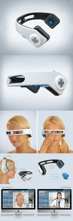 Head-worn computers (or headsets) are the future. Read More at Yanko Design