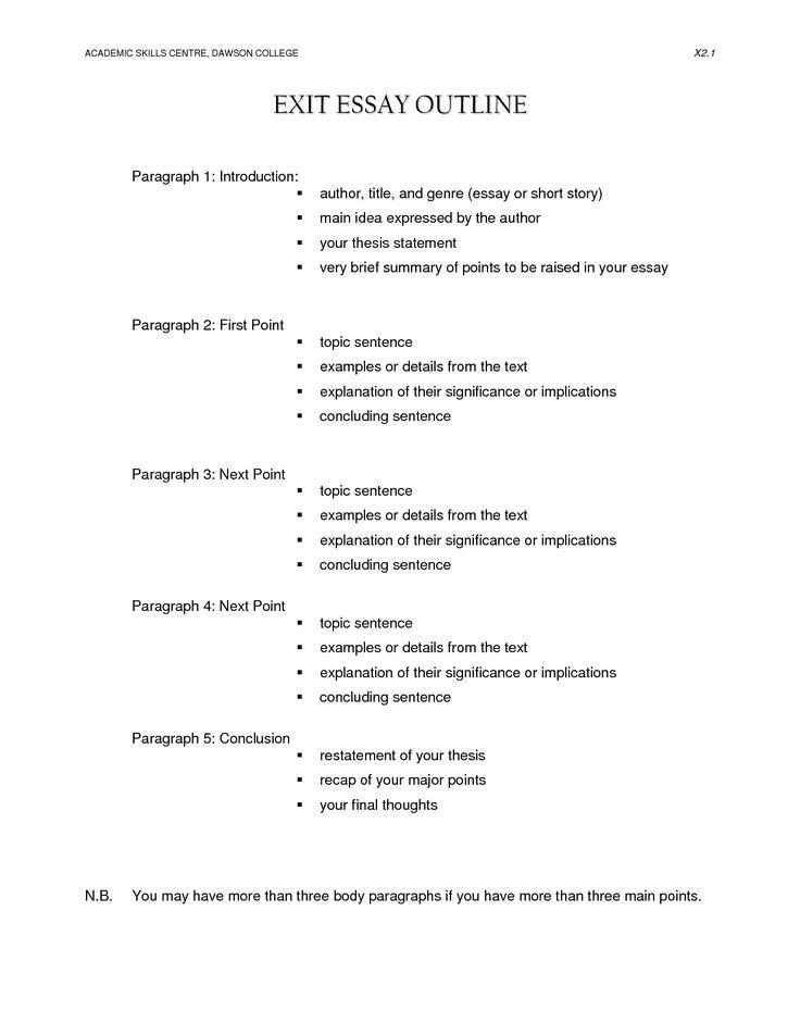 apa style summary example