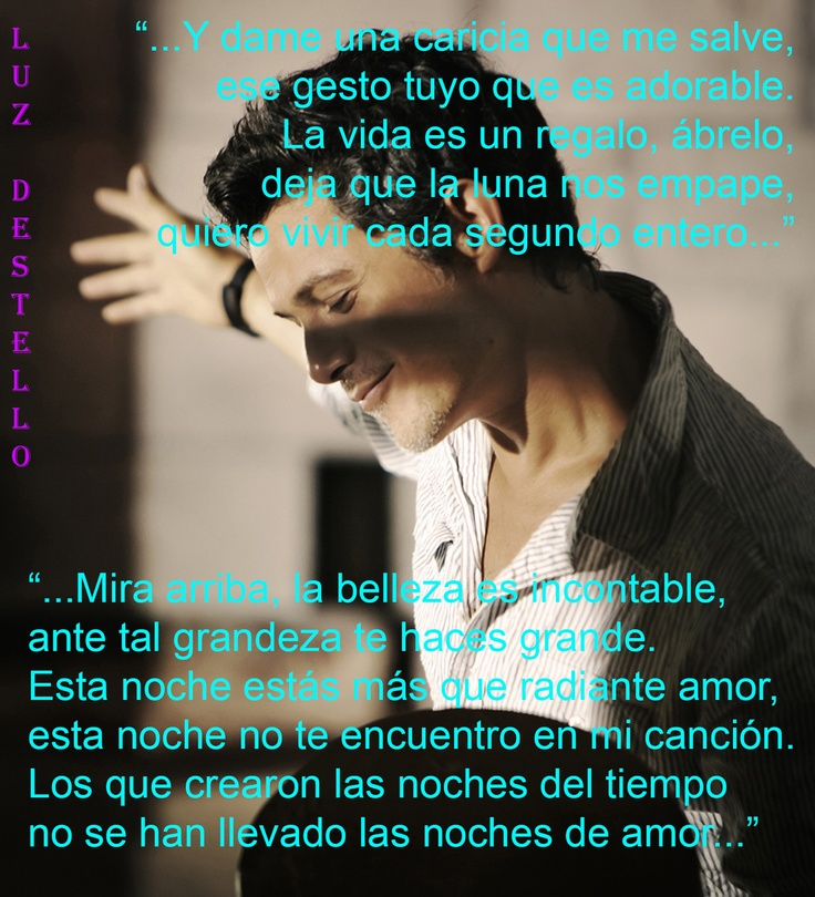 Me sumerjo (Irrepetible) - Alejandro Sanz