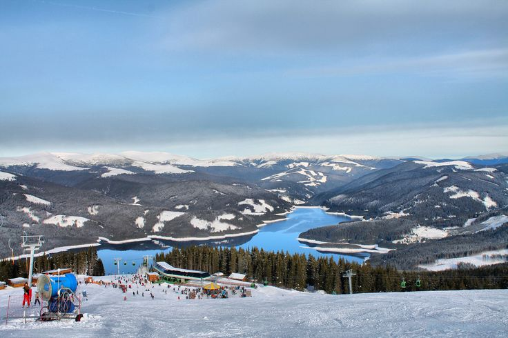 Transalpina Ski Resort, Romania. Plan your winter tailor-made trip with unveilromania.com